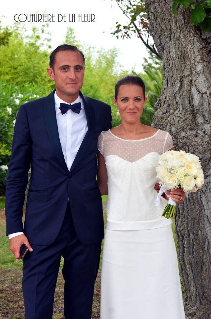 Jeanne et Pierre Marie, tout en élégance...