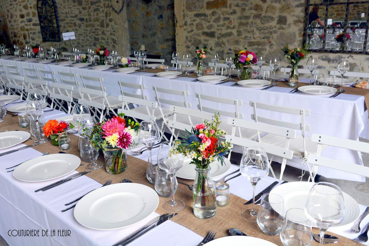 Centerpieces - Centres de tables