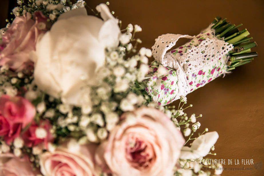 Bouquet de mariée de Sophie