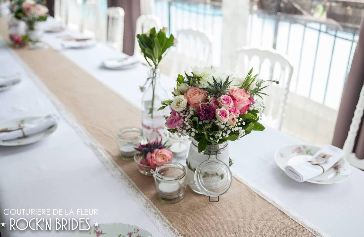 Decoratrice Florale Pour Mariage