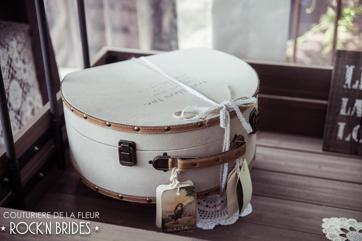 Location de matériel vintage pour mariage et évènements