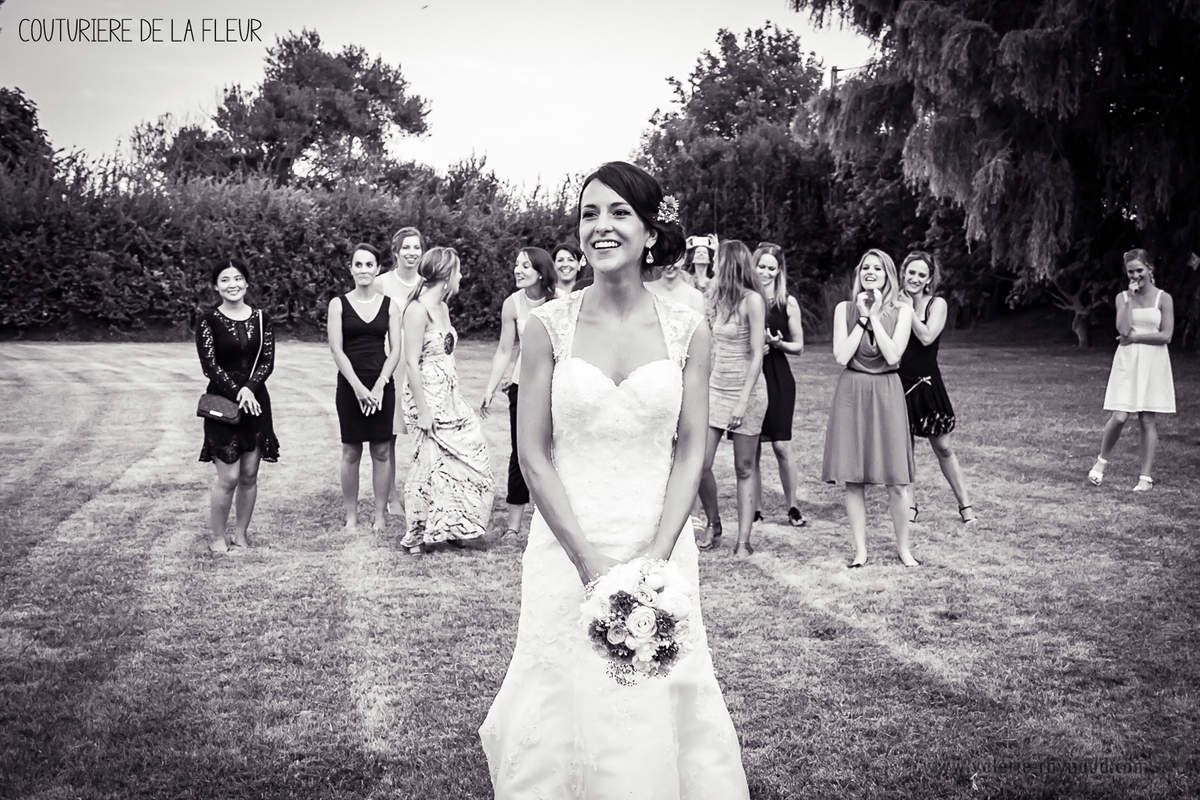 Mariage bleu en Arles
