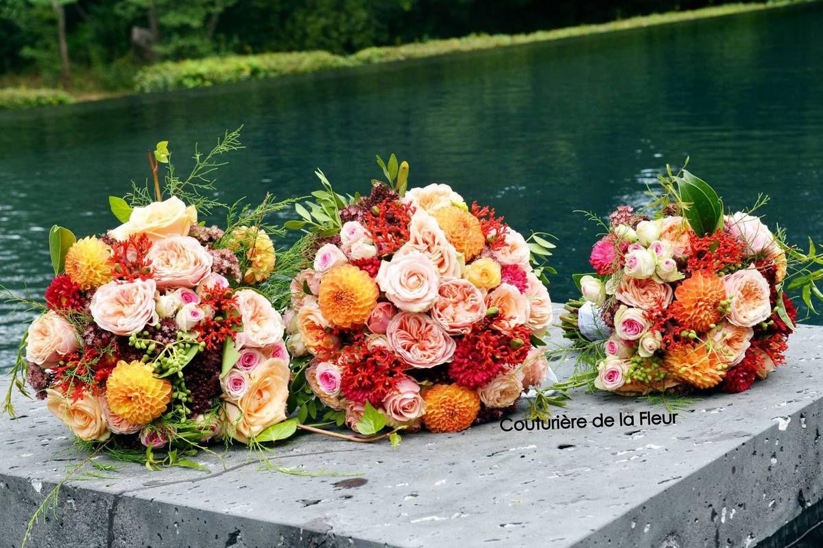 Artisan fleuriste montpellier bouquets de mari e et for Fleuriste fleurs