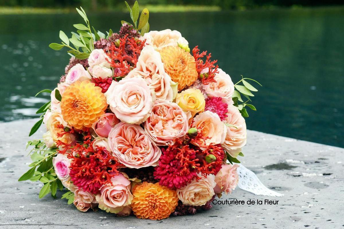 Artisan fleuriste sp cialis e dans le mariage et les for Fleuriste jardin des fleurs