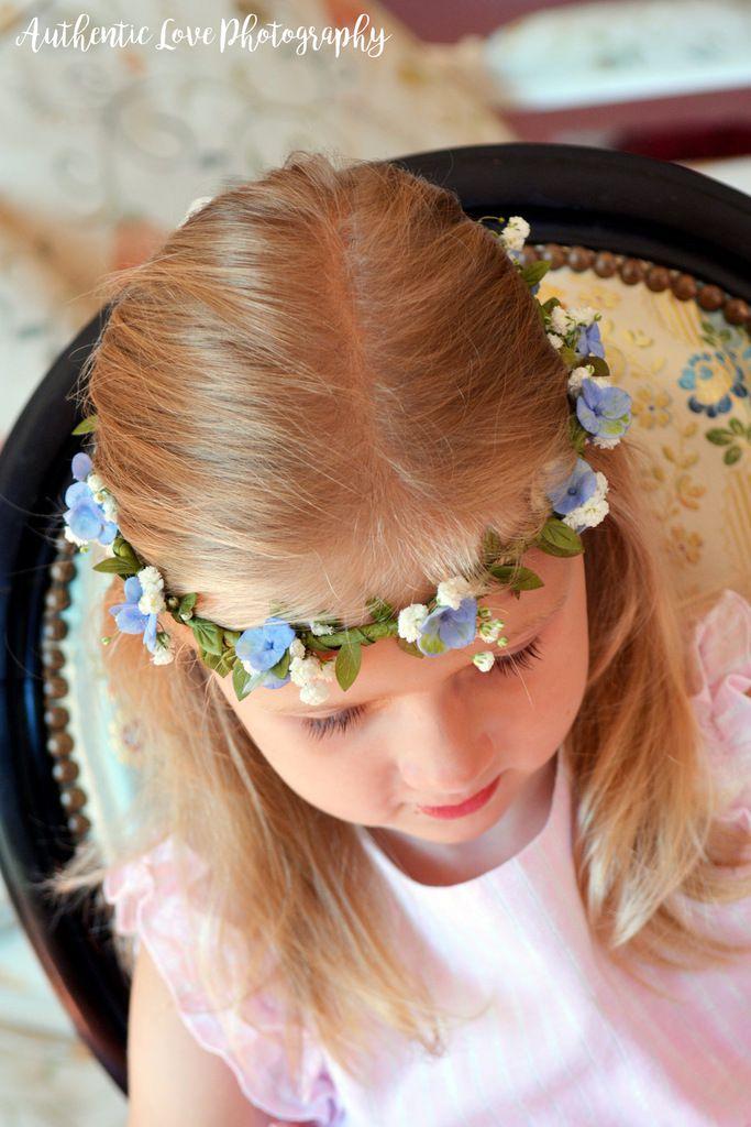 Bouquet de mariée - Bouquet de demoiselle d'honneur - Couronne de petite fille d'honneur - Décoration de chambre des mariés - Panier de pétales de roses à lancer - Barrette fleurie pour la mariée