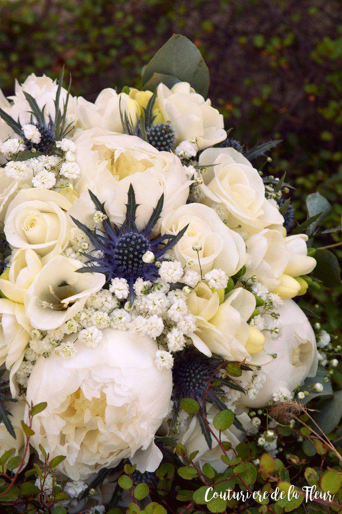 Bouquet de la mariée et Bouquets de demoiselles d'honneur