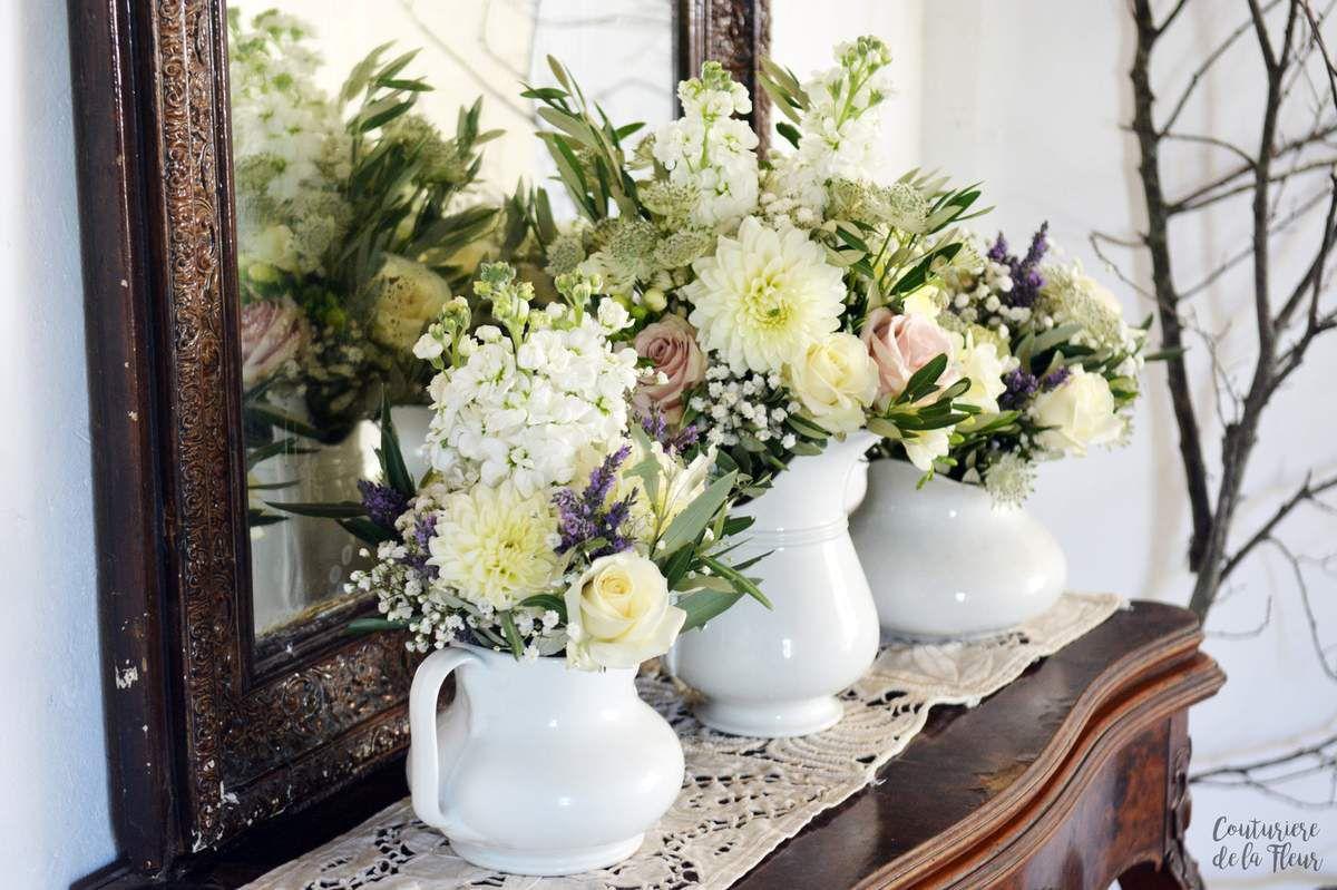 Mariage anglais à demeure [Vrai Mariage] | Artisan Fleuriste Montpellier