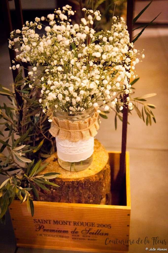 Mariage Nature au Golf de Massane [Vrai Mariage] Fleurs mariage Montpellier