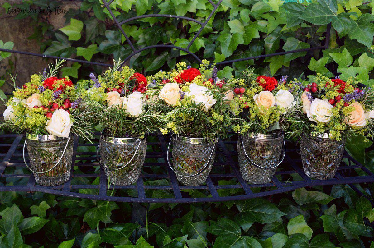 Fiançailles colorées et champêtres à Montpellier | Artisan Fleuriste