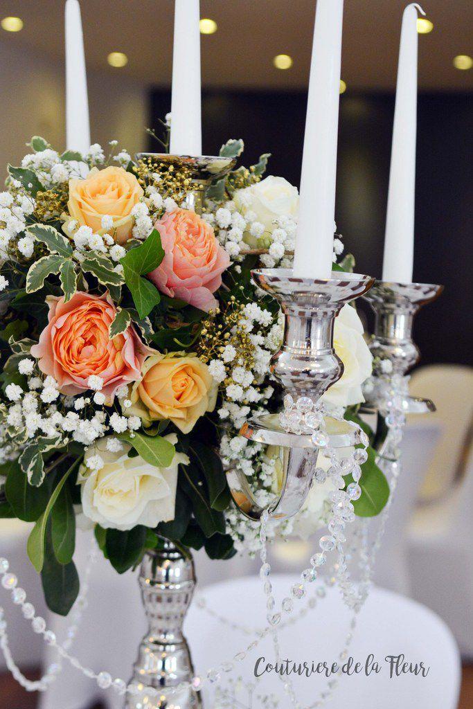 Décoration de mariage à Montpellier par Couturière de la Fleur