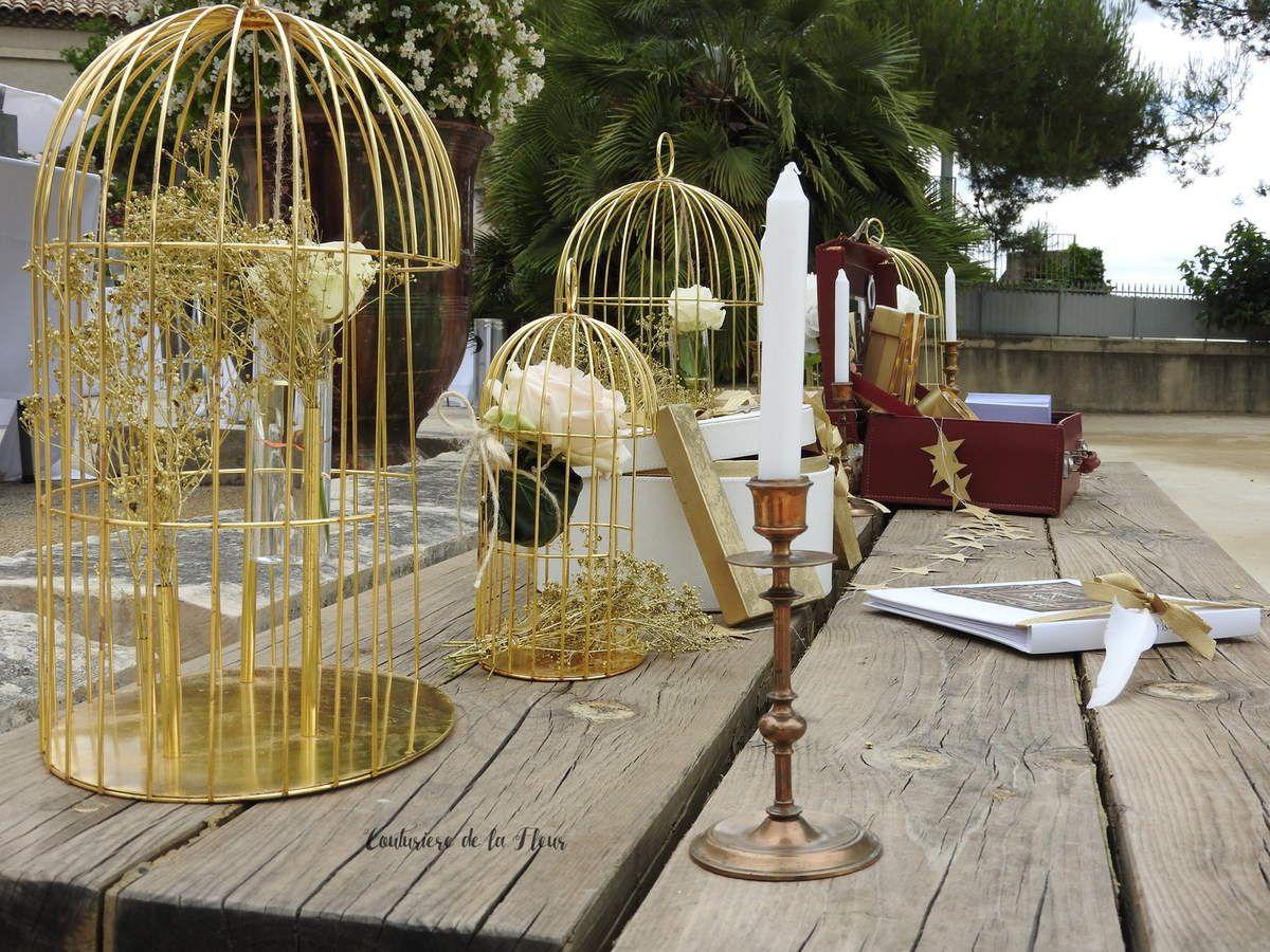 Mariage juif au Domaine de Puech Haut par Couturière de la Fleur