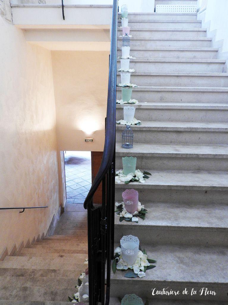 Mariage bohème chic au Mas de Peyre | Fleuriste mariage Nimes