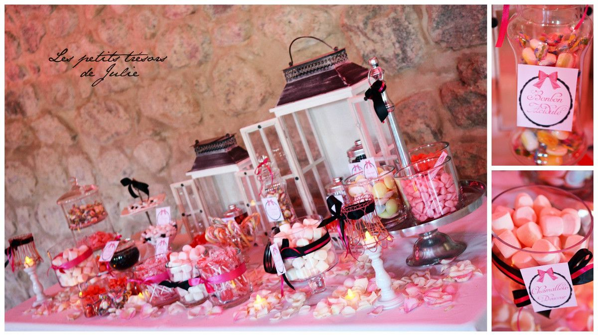 Papeterie Candy Bar Chantal Thomass