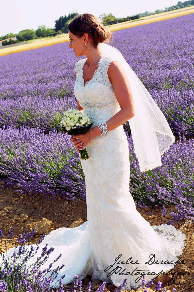 Chelsea & the lavender fields ;)