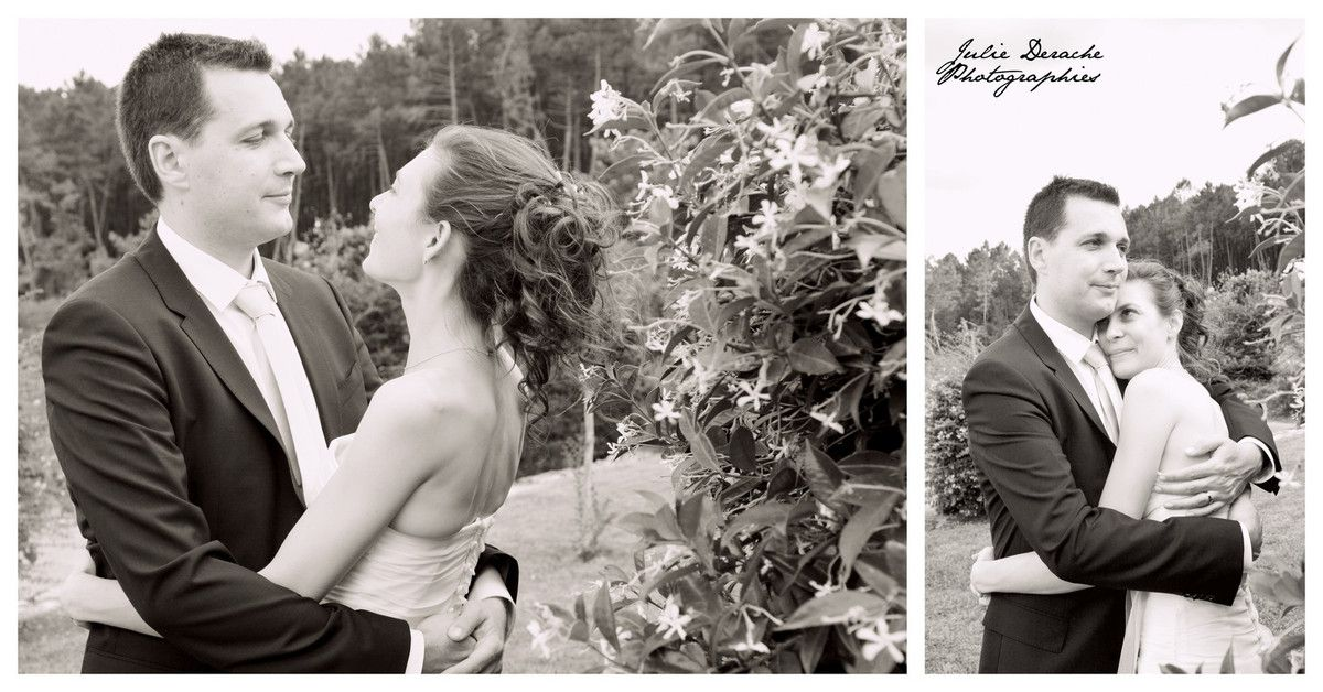 A côté du beau jasmin... J'adore ces deux photos !
