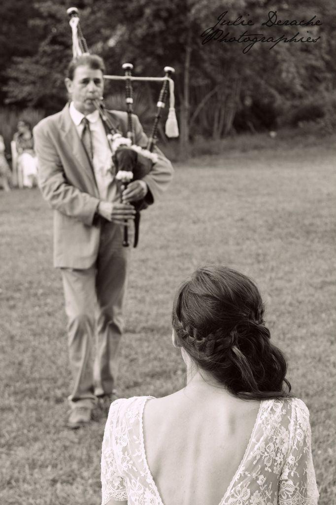 Sur un air de musique celte...