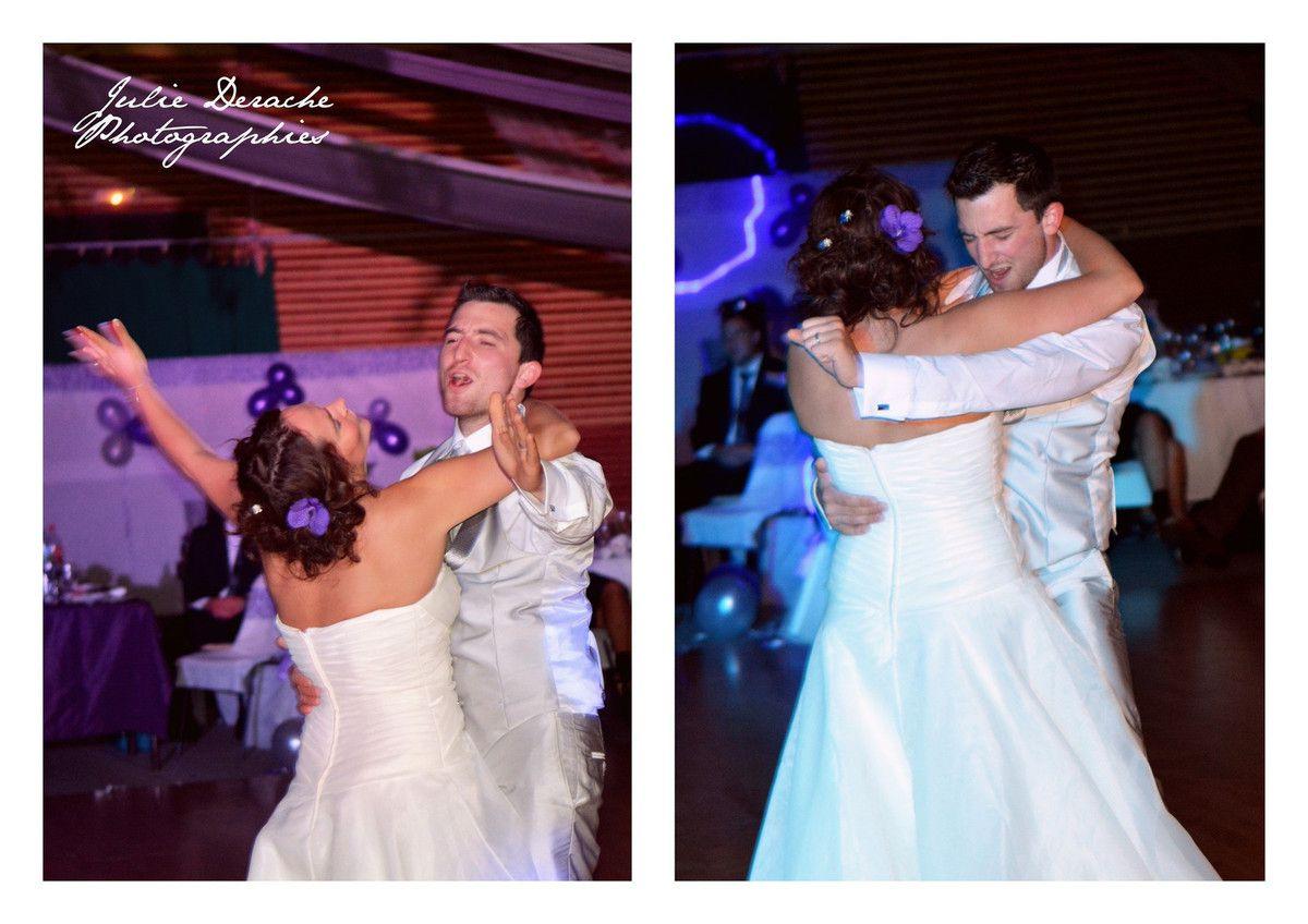 Première danse :)