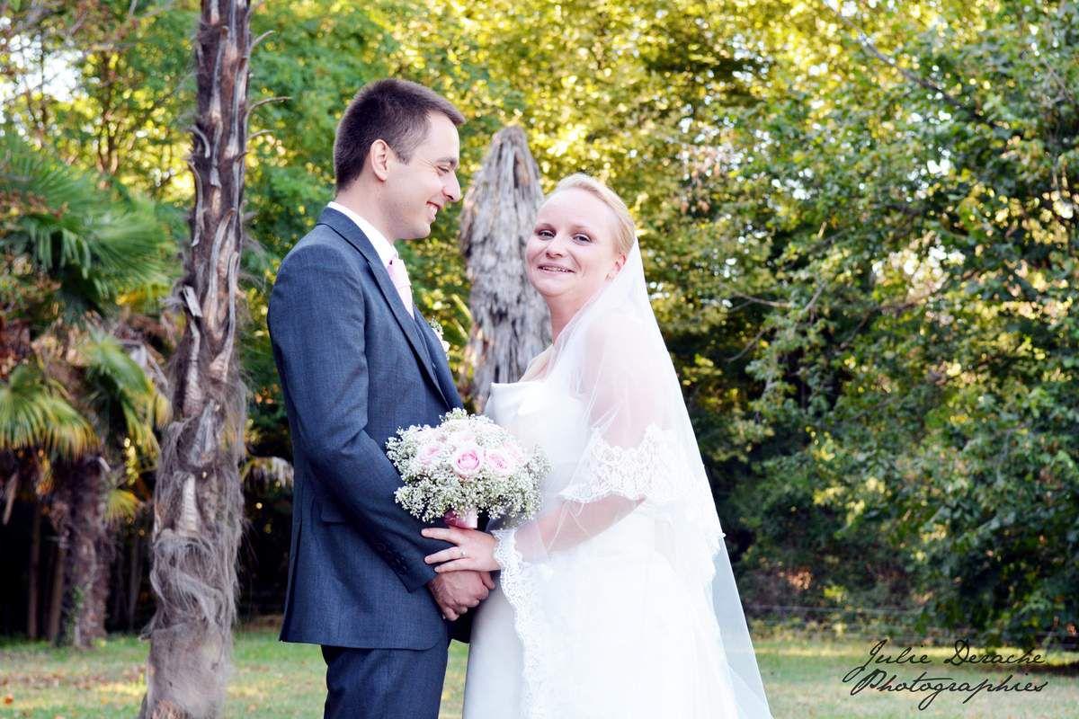 Constance et Sébastien, tout en émotion