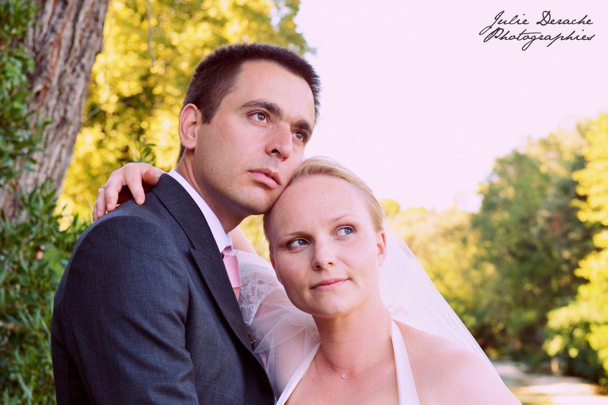 Mariage romantique au Château de Cabezac | Photographe mariage Béziers