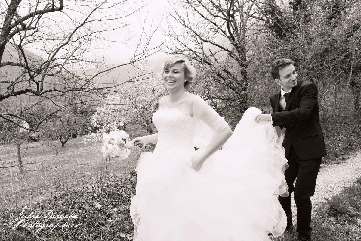 La robe de mariée Pronovias d'Amy
