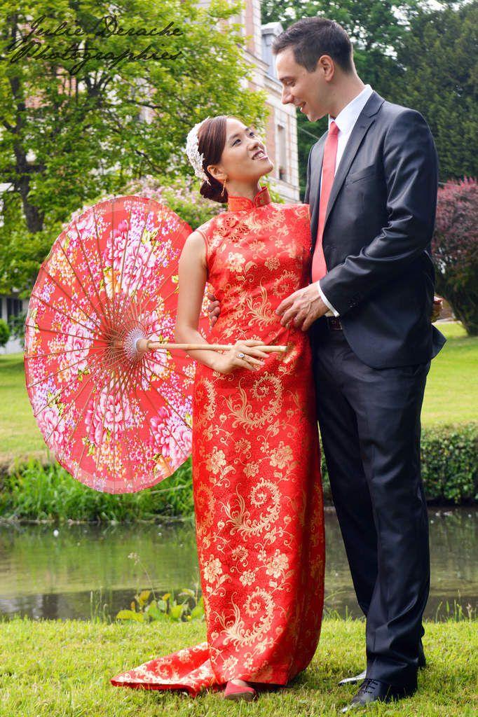 acheter et vendre authentique robe de mariee asiatique