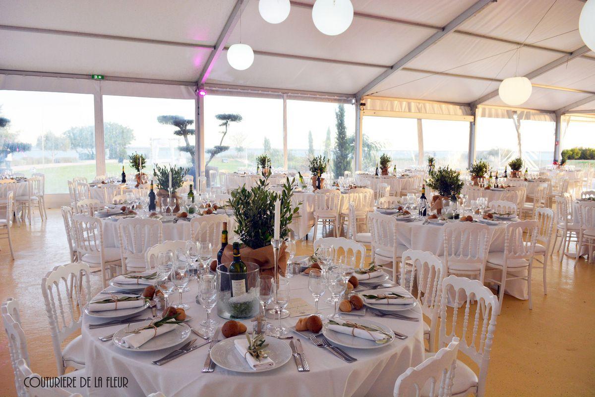 Coup de coeur de la semaine : organiser son mariage au Domaine des Moures