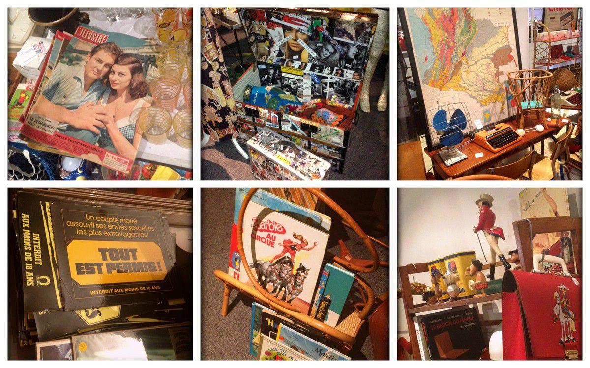 Direction le Salon Montpellier Vintage - Edition 2015 | Photographe mariage vintage Montpellier
