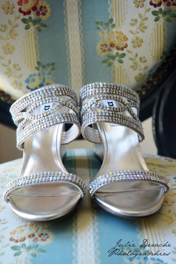 Les atours de la mariée :)
