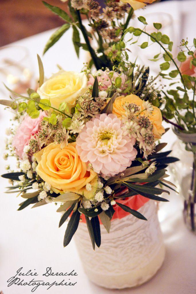 Déco & Cocktail avec le lancer du bouquet de la mariée