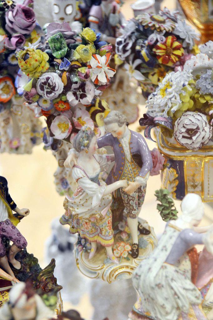 Londres 2016, entre vintage, dentelles et porcelaines
