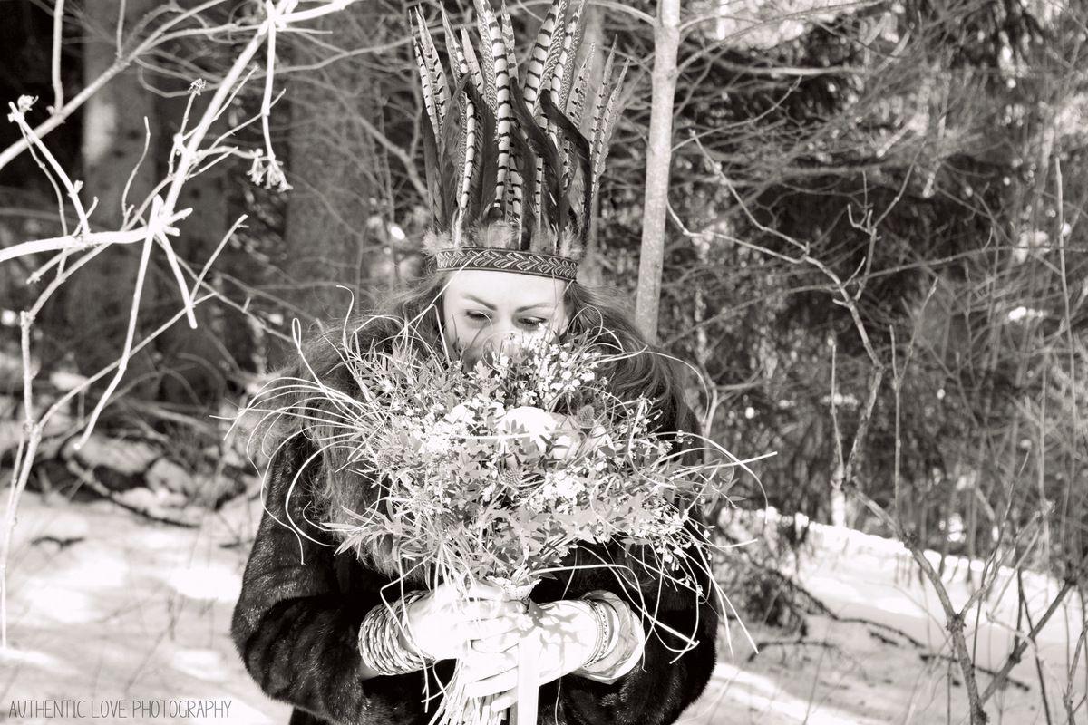 Mariage Amerindian Sprit & Wild