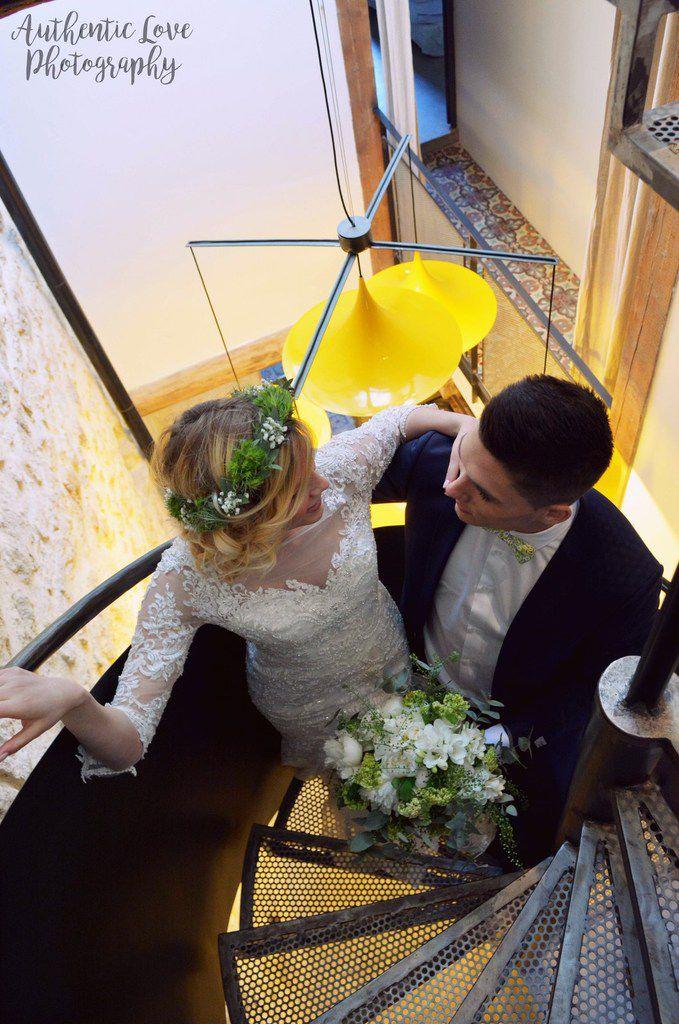 [PUBLICATION LA BLOGUEUSE MARIAGE] Shooting mariage au Domaine de Ribaute