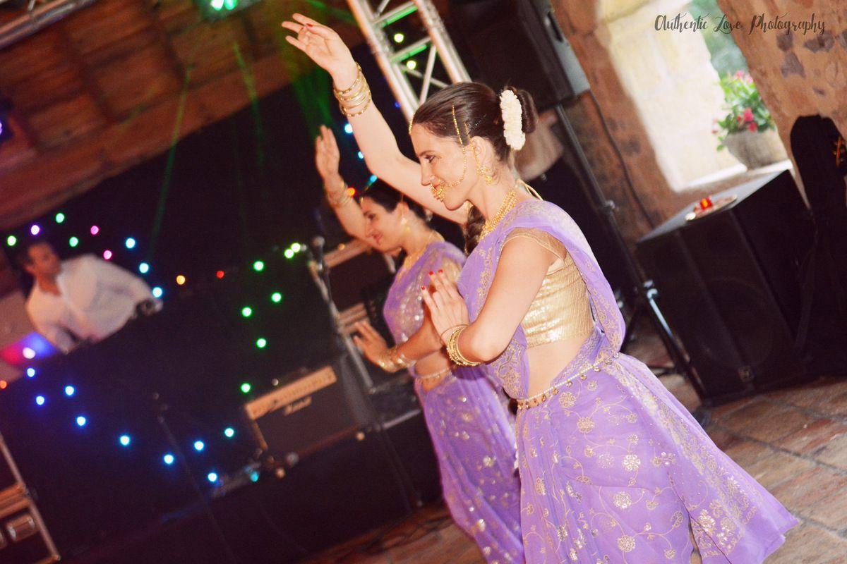 Mariage aux couleurs de l'Inde au Mas La Mourade | Photographe Montpellier
