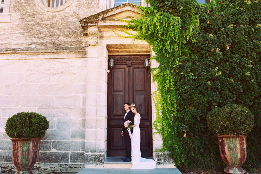Mariage French Riviera Au Château Puech Haut | We Love Mariage