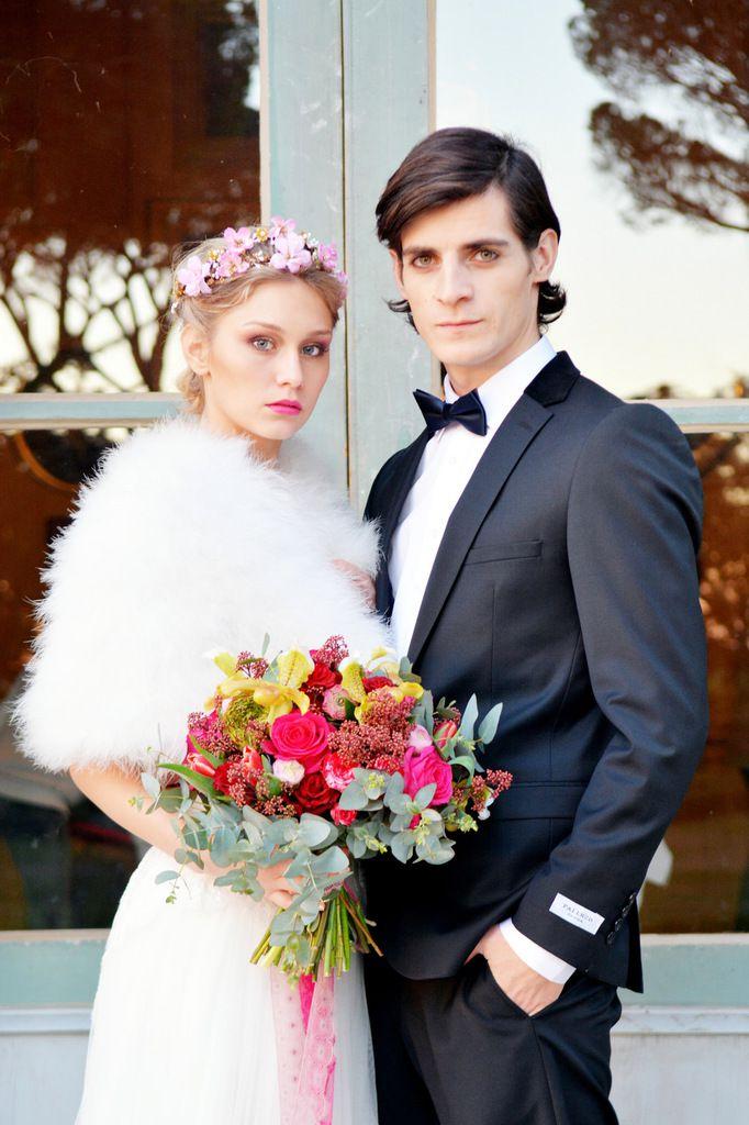 Fiançailles et mariage Saint Valentin au Château de la Mogère   We Love Mariage