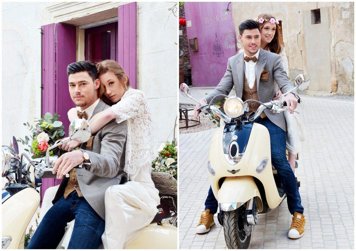Mariage bohème chic au Village Castigno   We Love Mariage