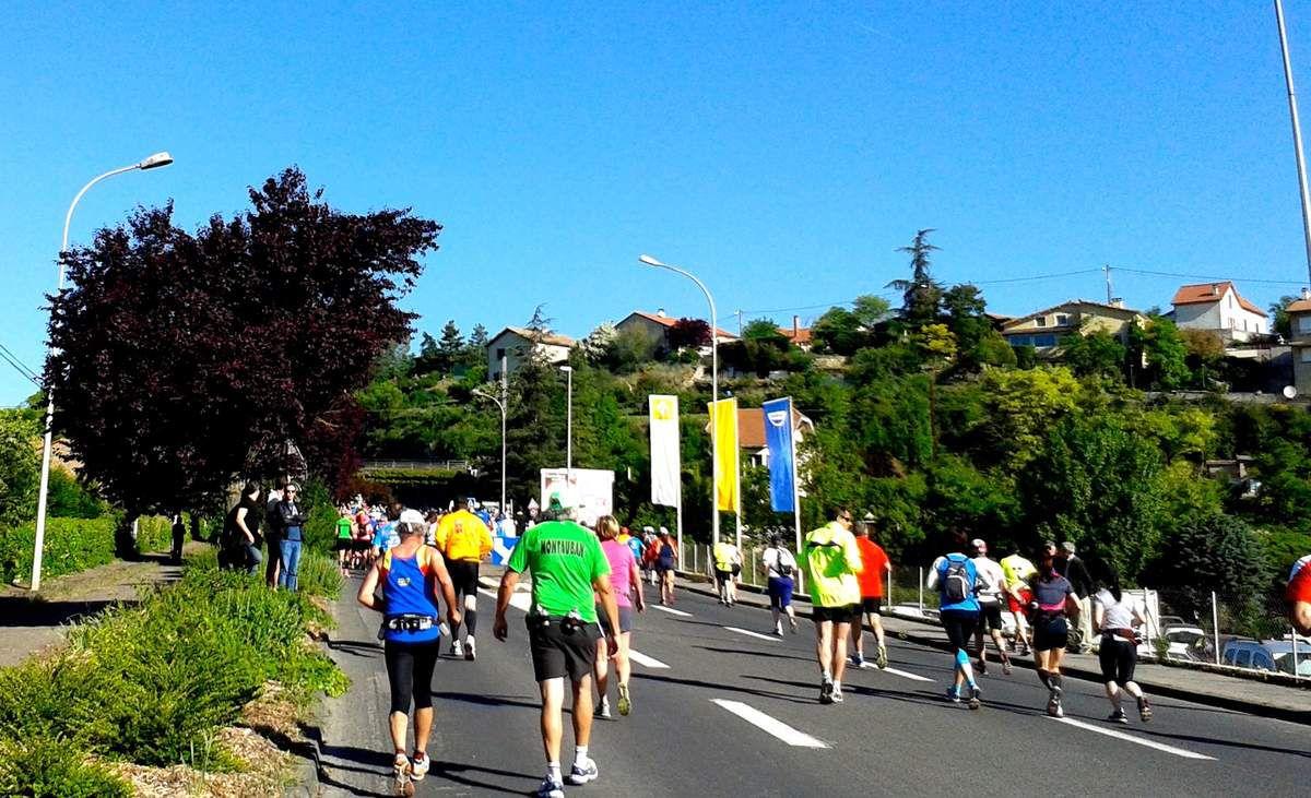 Semi du Viaduc de Millau : &quot&#x3B;Géant&quot&#x3B;