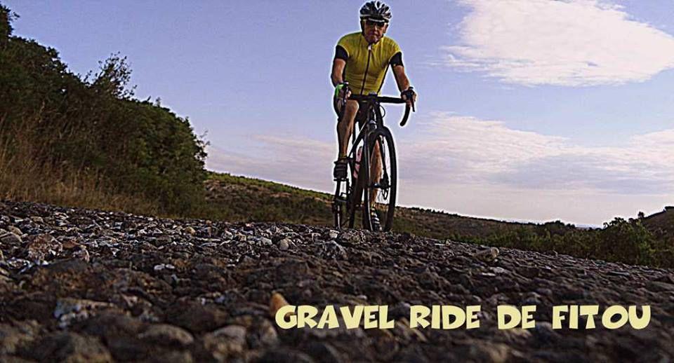Le Gravel ride sur Fitou....