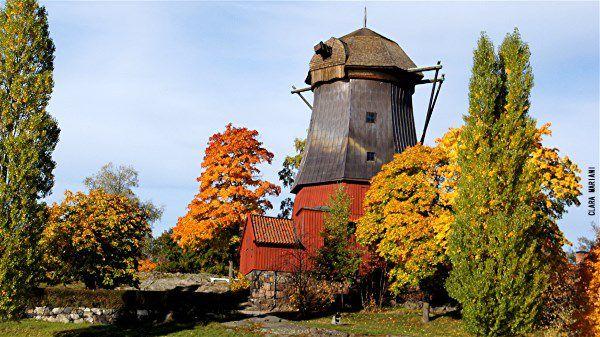 sur les îles de Stockholm.
