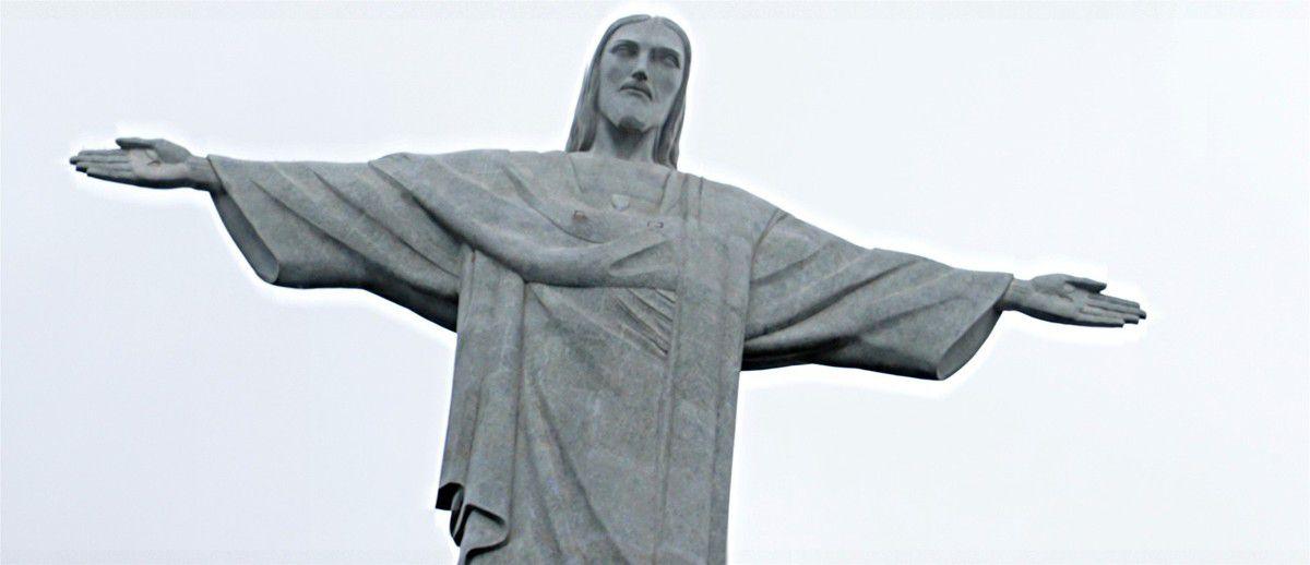 O Christo Redentor.