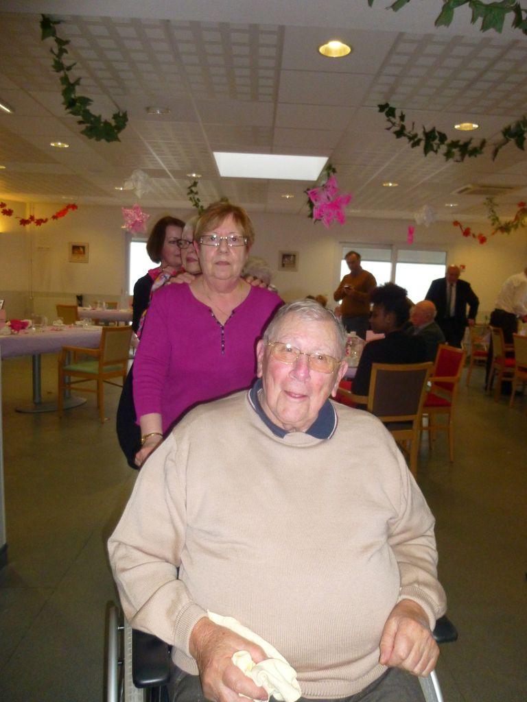 18122014 Repas de Noël des résidents