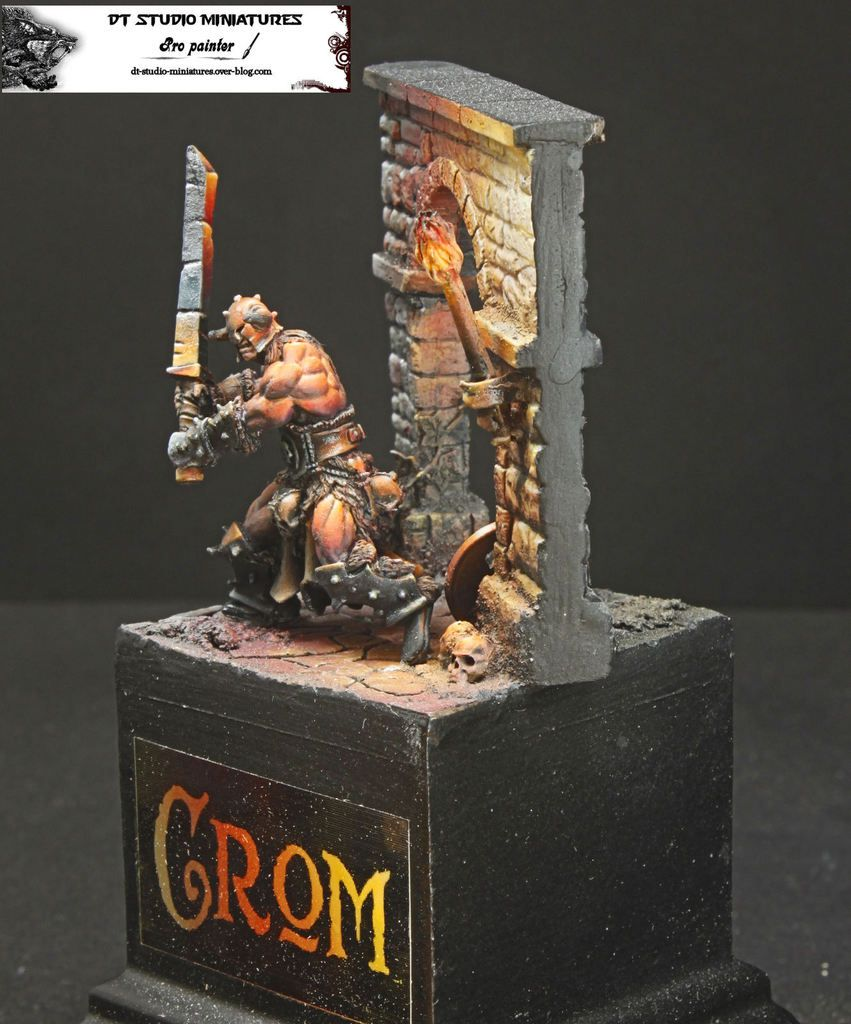 Commission: Crom, barbare Redbox Game