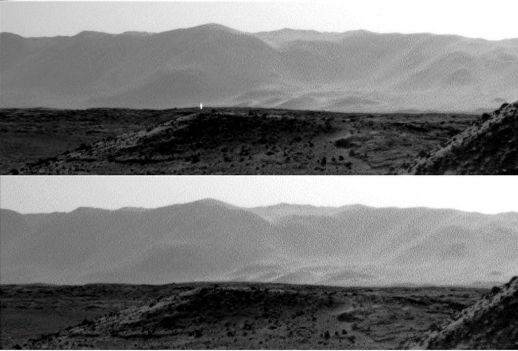 La lumière mystère de Mars : l'explication de la Nasa