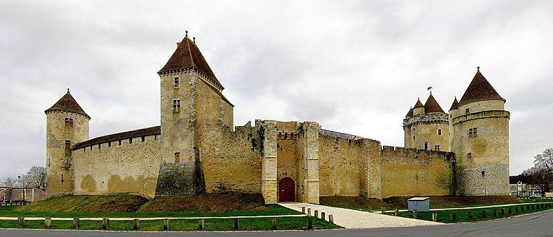 Enquête au château de Blandy-les-Tours