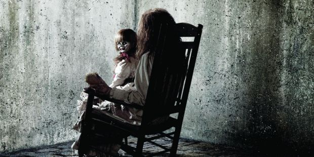 Ca sent le roussi pour The Conjuring 2