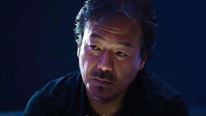 Sakaguchi a vu un OVNI et nous en parle