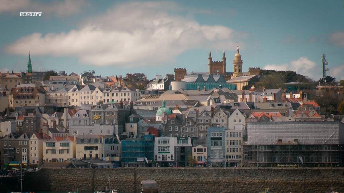 Guernesey, l'île mystèrieuse