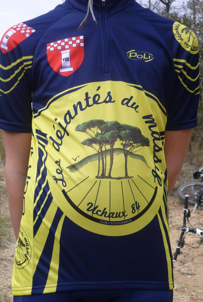 Maillot manches courtes ALLOS