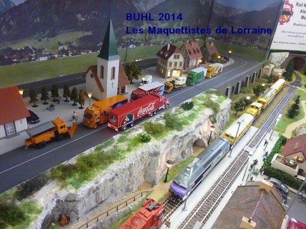 BUHL 2014 - TRAINS