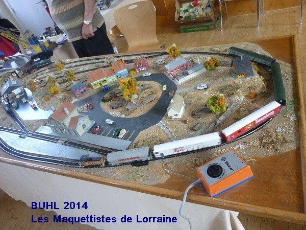 BUHL 2014 - TRAINS